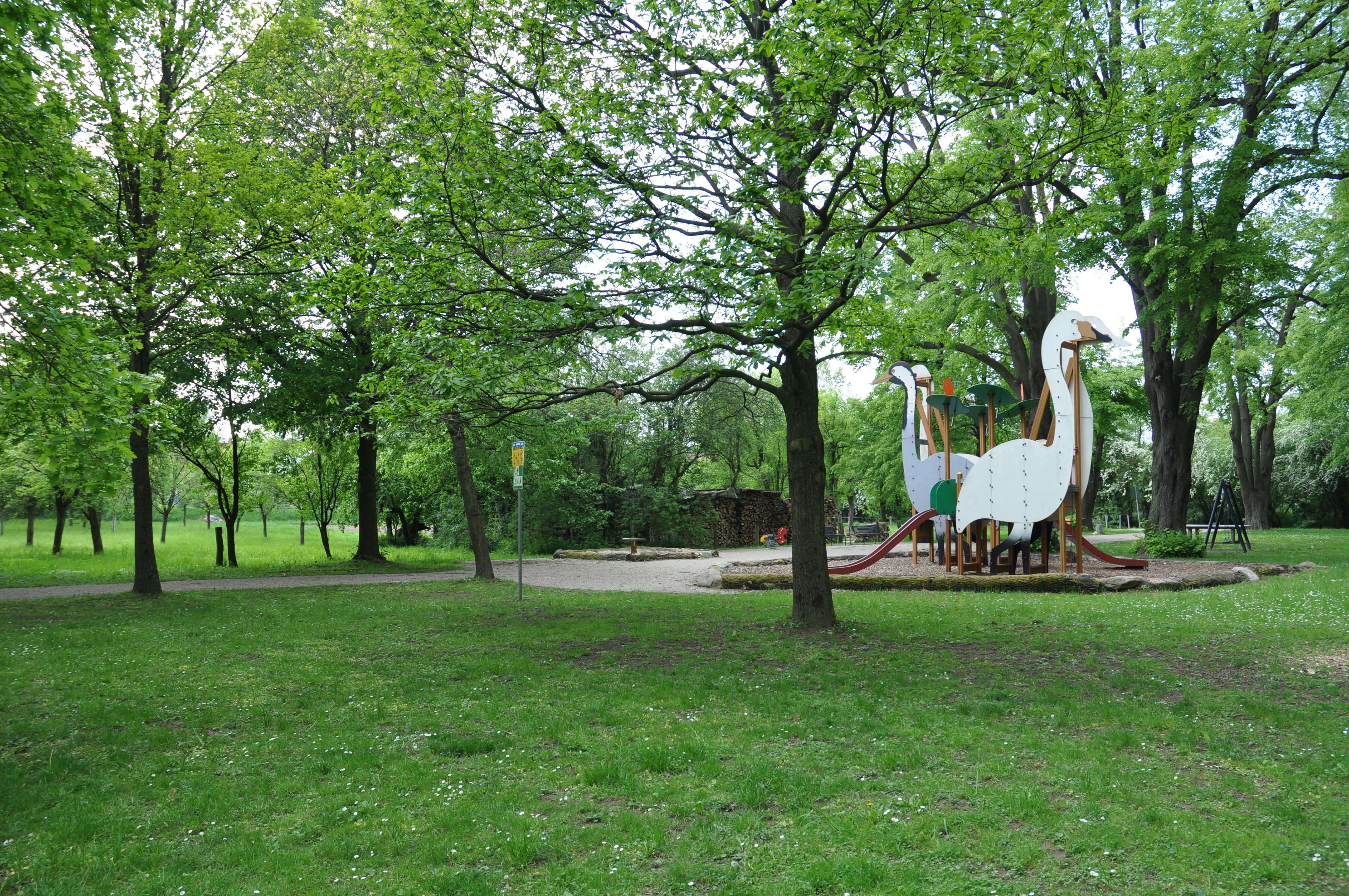 Spielplatz am Heimatbundhaus